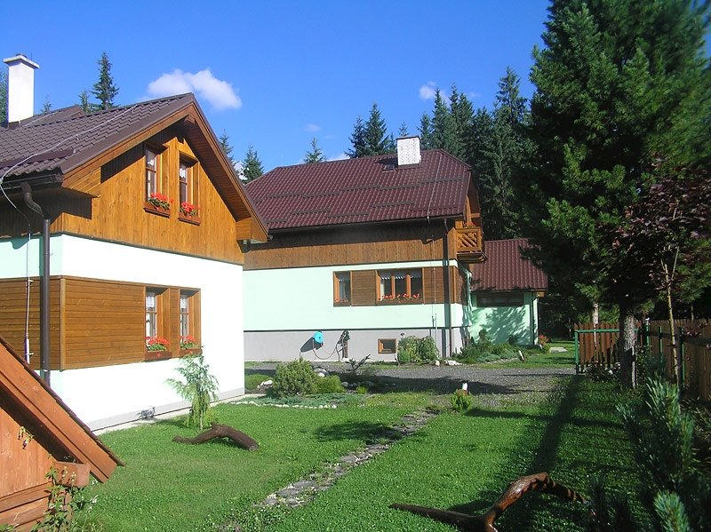 Apartmány Family Resort